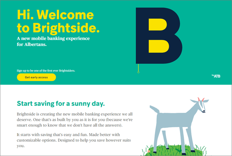 Brightside Website Launched
