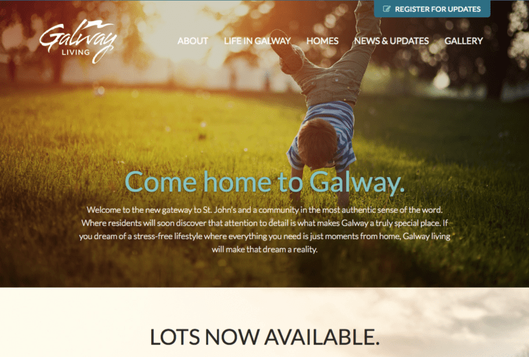 Galway Living Website Launched