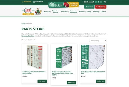 Arpi's eCommerce Store