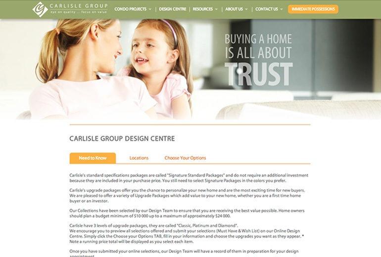 Carlisle Design Centre released